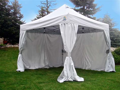 Undercover Canopy Undercover 10x10 R 3 Commercial Vending Frame Instant