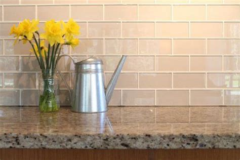 off white subway tile backsplash backsplash off white glass subway tile for the home