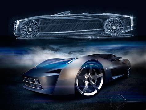 future corvette stingray the legend called gm design