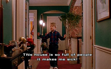 best childhood home alone sick image