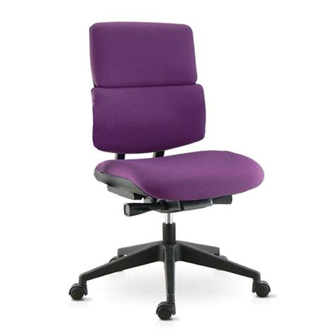 chaise de bureau en tissu avec roulettes wi max 4