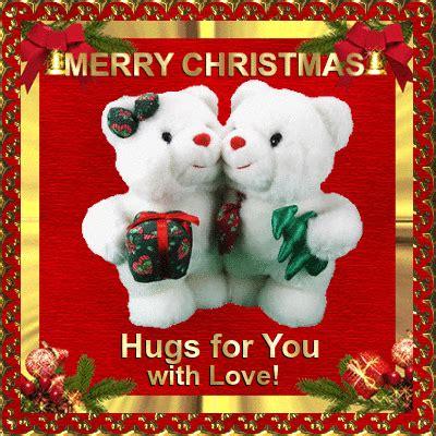 christmas hugs    hugs ecards greeting cards