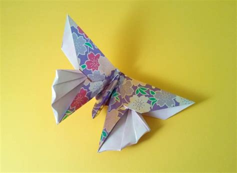 Butterfly Origami For - michael lafosse s origami butterflies by michael g