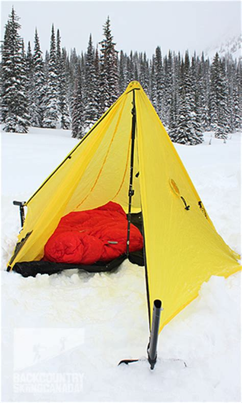 Tenda Range Ultraligh Tent range tent guide tarp and ground cloth review
