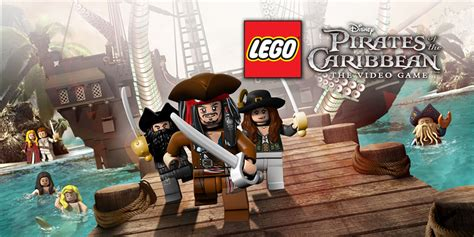 lego pirates   caribbean  video game nintendo