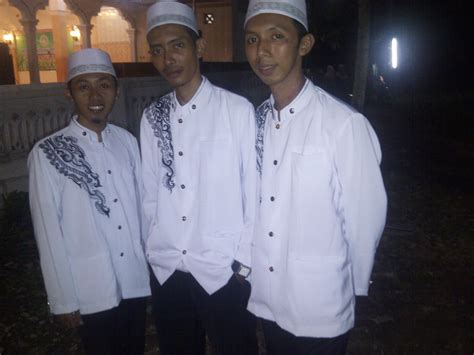 Koko Baju Taqwa Safar Size S M L Xl baju jas koko untuk seragam majelis busanamuslimpria