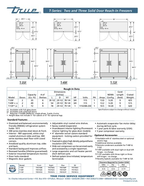 true t 49 refrigerator wiring diagram periodic