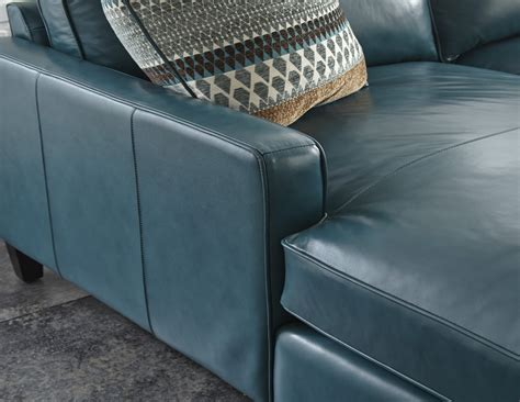 blue leather sectional sofa turquoise leather sectional with chaise lounge