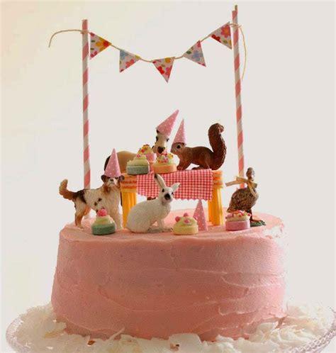diez sencillas y originales ideas para decorar tus tartas
