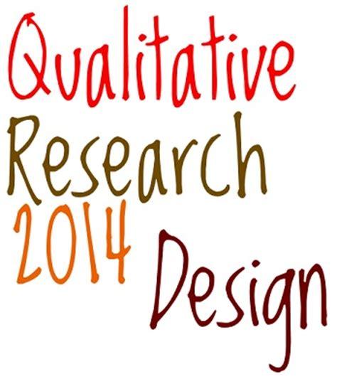research design is qualitative qualitative methods research design review