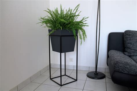 porte plante bearn metal design