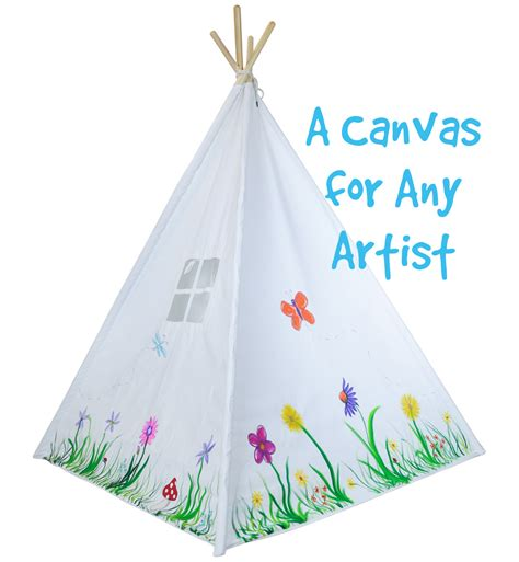 Tent Giveaway - a mustard seed toys teepee tent giveaway