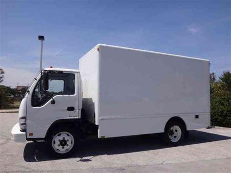 isuzu npr box truck 2007 box trucks
