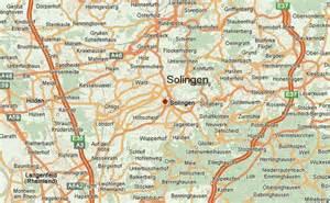 solingen map solingen location guide