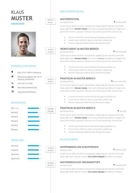 Lebenslauf Bewertung Premium Bewerbungsmuster 1 Lebenslauf Designs
