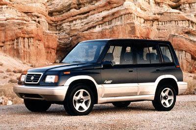 Suzuki Sidekick Sport 1998 1998 Suzuki Sidekick Other Pictures Cargurus