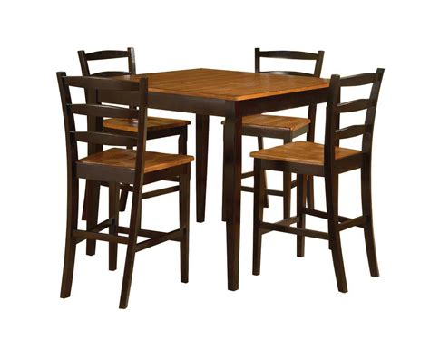 chair height for counter height table outdoor bar height table and chairs feel the home