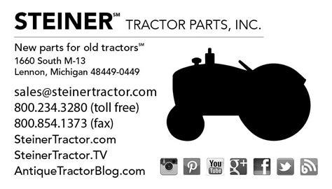 antique l repair near me antique deere parts steiner tractor parts inc autos