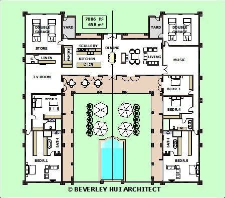 home plans with pools shaped h shaped ranch house plans fresh h shaped house plans with pool in the middle pg3 new home