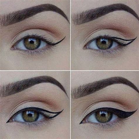 eyeliner tutorial with pencil 37 winged eyeliner tutorials page 3 of 4 the goddess