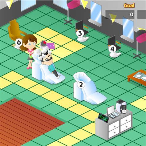 juegos de salon de belleza y peluqueria juego de tiendas sal 243 n de peluquer 237 a juegos