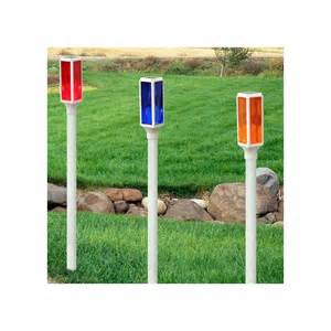 Best Solar Lights For Pathways - yard craft solar powered driveway marker stake light rfdsm color may vary rural king
