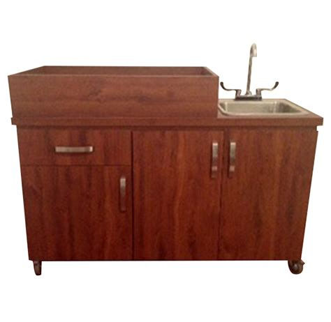 changing table with sink portable sink depot changing table with portable sink