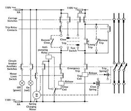 circuit breaker shunt trip wiring diagram and siemens techunick biz