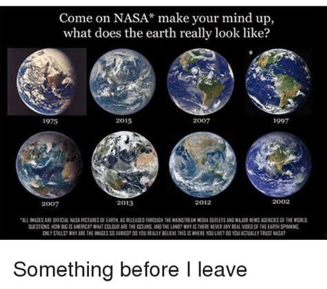 nasa   mind     earth