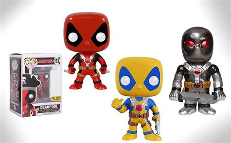 Top 10 Best Deadpool Funko Pop Vinyl Figures