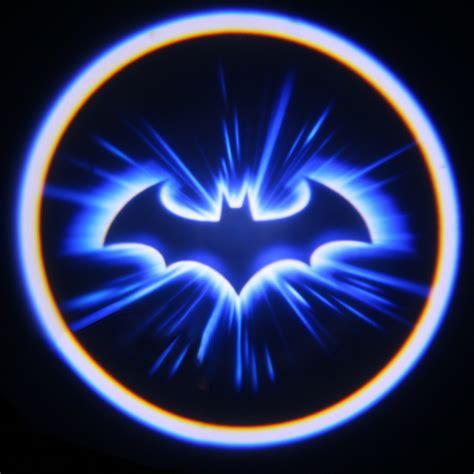 Batman Light by 2pcs Car Door Led Welcome Laser 3d Logo Light For Batman