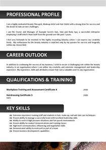 Resume Exles For Beautician We Can Help With Professional Resume Writing Resume Templates Selection Criteria Writing