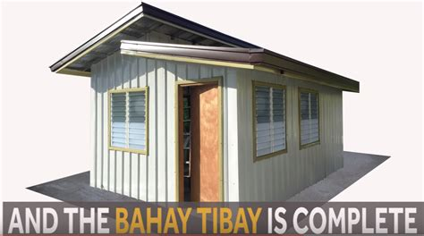 For Sale Bahay Tibay Php145 000 Storm Proof House In The Philippines