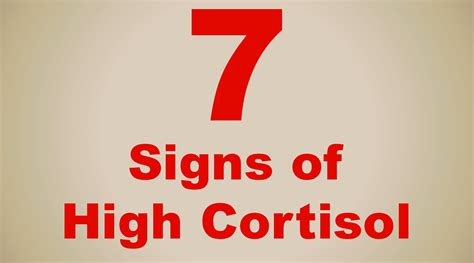 7 Signs You Are A High Maintenance by 7 Signs Of High Cortisol Lose Weight Fast Academy