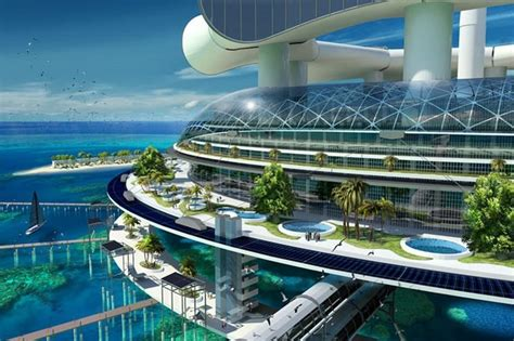 zimat design center mexico wordlesstech futuristic grand cancun eco tourism resort