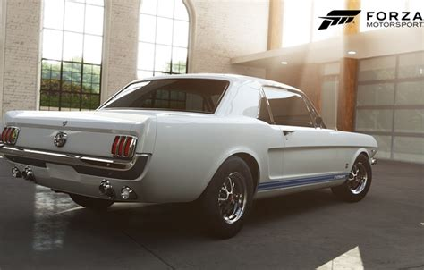 обои forza motorsport 5 ford mustang 2013 xbox one