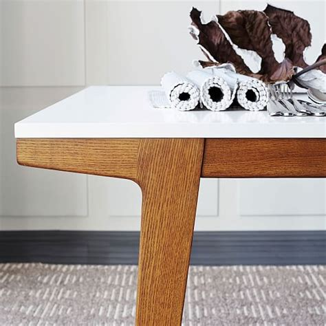 modern table modern dining table west elm