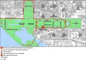 washington dc map of mall map of national mall the dc national mall