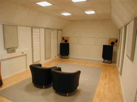 the listening room listening room