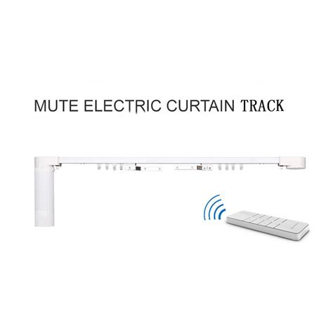 electric curtain track aliexpress com buy high quality customizable super quite