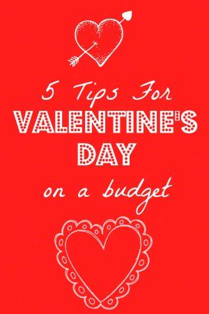 valentines gifts on a budget 5 ideas for valentine s day on a budget family focus