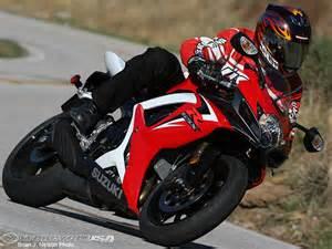2007 Suzuki Gsxr 600 Review 2007 Suzuki Gsx R600 Shootout Photos Motorcycle Usa