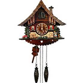 Modern Coo Coo Clock cuckoo clocks authentic german black forest cuckoo clock