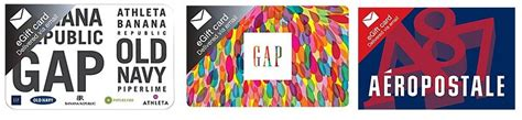 Staples Gap Gift Card Deal - staples gap banana republic a 233 ropostale gift cards more for 15 off today only