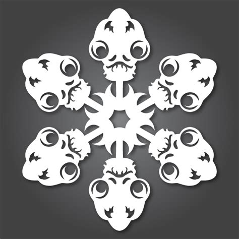 yoda snowflake template if it s hip it s here archives it s snowing wars