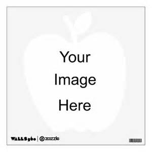 Create A Wall Sticker Create Your Own Custom Wall Decals Zazzle