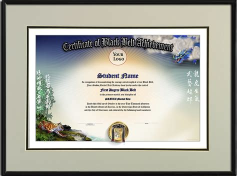 Karate Black Belt Certificate Templates by Black Belt Certificates Templates Sweet Tiny