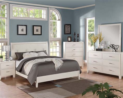 cream bedroom set contemporary cream bedroom set tyler by acme furniture