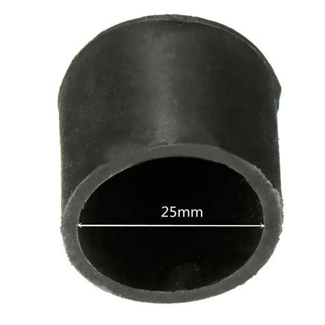 1 X 3 Floor Protectors - 4x rubber chair caps ferrule scratch furniture leg