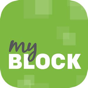 design app used on the block myblock android apps on google play